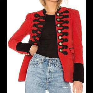 Free People Seamed & Structured Blazer XS
